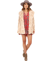 Free People - Swingy Faux Fur Coat