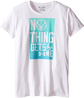 Under Armour Kids - Nothing Gets by Me Short Sleeve Tee (Big Kids)