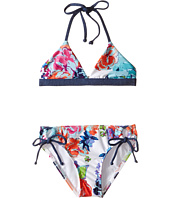 Splendid Littles - Full Bloom Reversible Triangle Bra & Tunnel Pants (Big Kids)