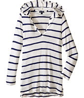 Splendid Littles - Full Bloom Hooded Tunic Cover-Up (Big Kids)