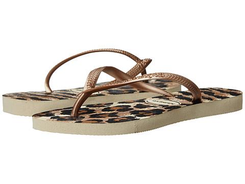 Havaianas Slim Animals Flip Flops