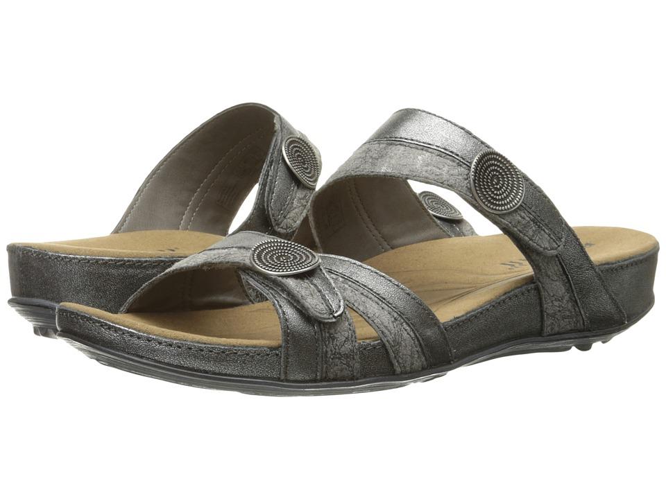 Romika Fidschi 22 Ash/Anthrazite Womens Sandals
