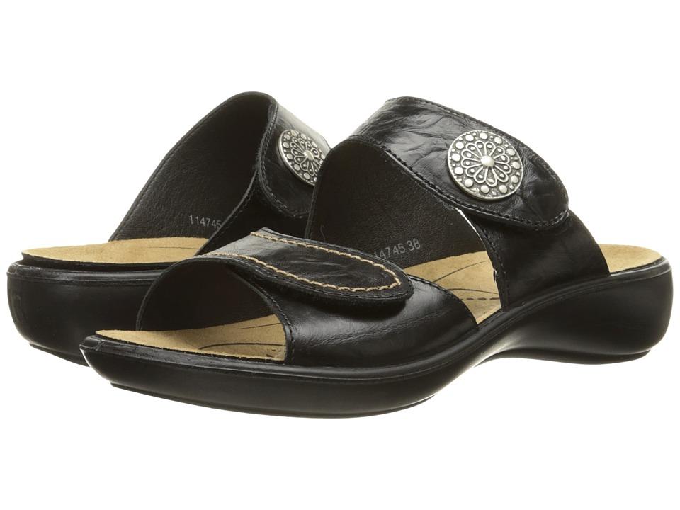 Romika - Ibiza 64 (Black) Women's Sandals