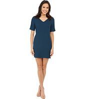 Brigitte Bailey - Dinah Shift Dress w/ Shoulder Lace Detail