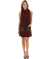 Brigitte Bailey - Flavia Plaid Pocketed Dress