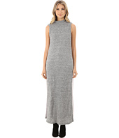 Brigitte Bailey - Isadora Mock Neck Sleeveless Ribbed Dress