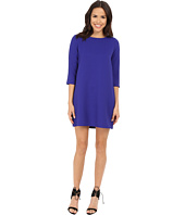 Brigitte Bailey - Dominique 3/4 Sleeve Woven Shift Dress