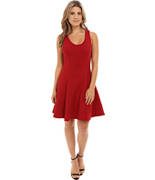 Brigitte Bailey - Deirdra Ribbed Fit & Flare Dress