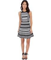Brigitte Bailey - Mina Printed Fit & Flare Dress