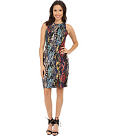 Brigitte Bailey - Cosimia Sleeveless Metalic Dress