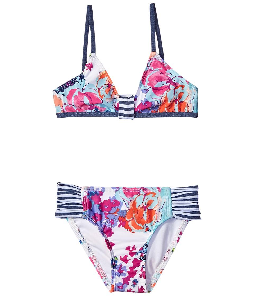 Splendid Littles - Full Bloom Bralette Tab Side Pants