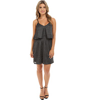 Brigitte Bailey - Amelie Metallic Spaghetti Strap Dress