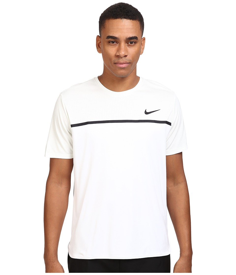 Nike Challenger Crew (Summit White/White/White/Black) Men