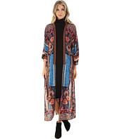 Brigitte Bailey - Isadora High-Low Floral Kimono