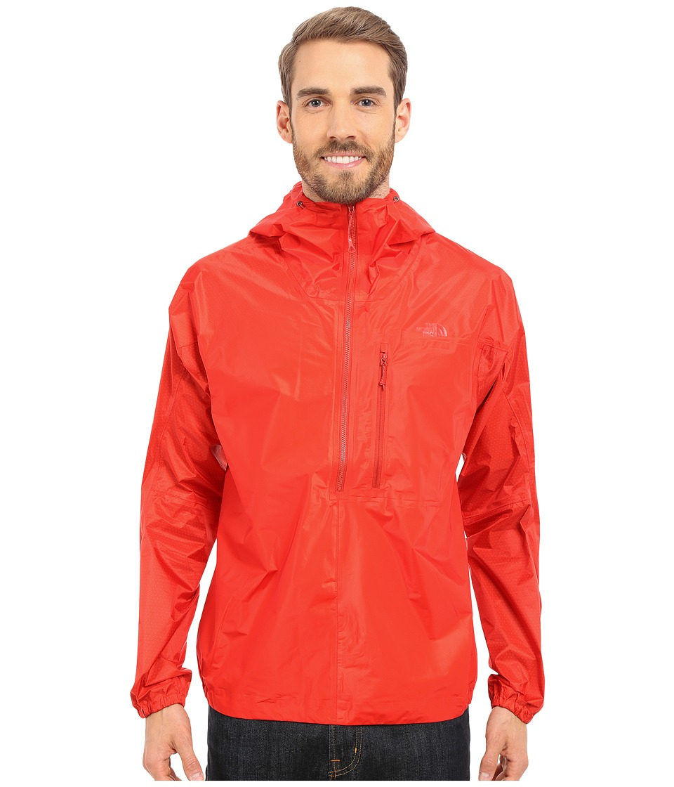 The North Face FuseForm Cesium Anorak Fiery Red Fuse Mens Coat