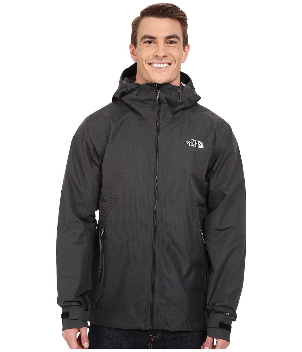The North Face FuseForm Dot Matrix Jacket TNF Black Fuse Mens Coat