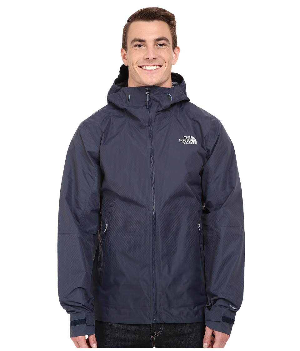 The North Face FuseForm Dot Matrix Jacket Cosmic Blue Fuse Mens Coat