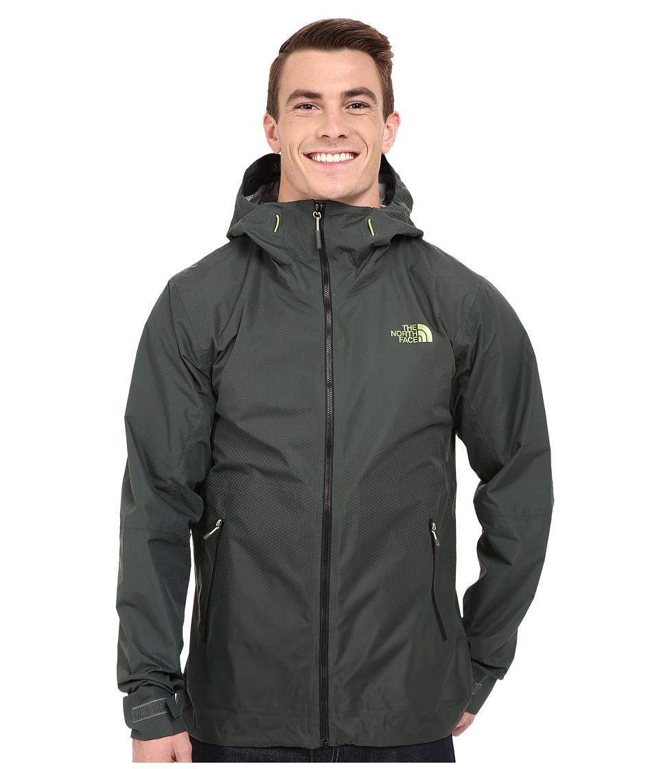 The North Face FuseForm Dot Matrix Jacket Spruce Green Fuse Mens Coat