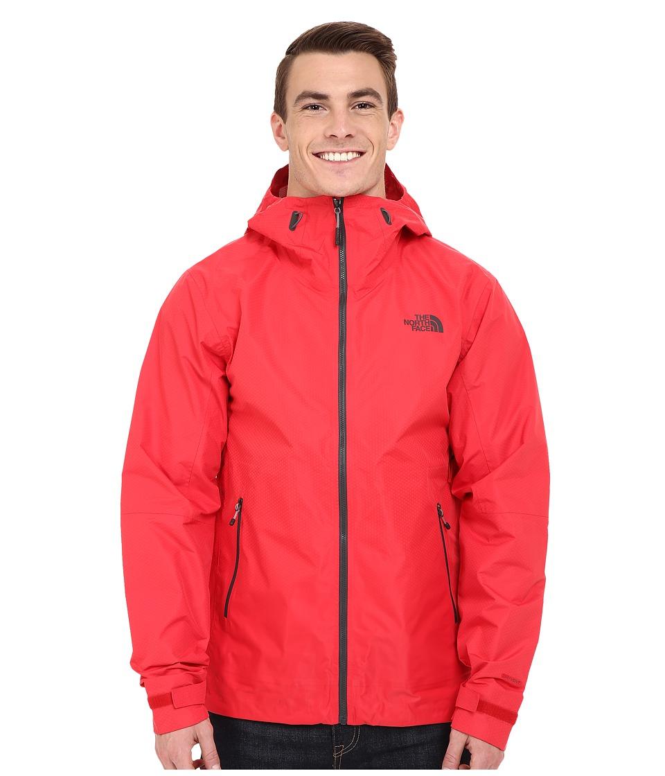 The North Face FuseForm Dot Matrix Jacket TNF Red Fuse Mens Coat