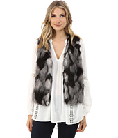 Brigitte Bailey - Rosalind Two-Tone Faux Fur Vest