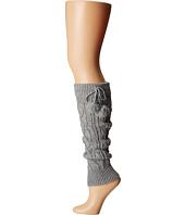 Steve Madden - Pompom Cable Leg Warmer