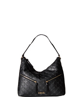 XOXO - Logo Embossed Hobo