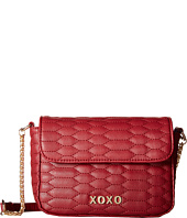 XOXO - Snake Quilted Crossbody