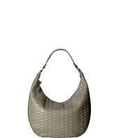 XOXO - Snake Quilted Hobo