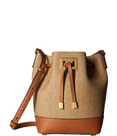 Michael Kors - Miranda Medium Bucket Straw