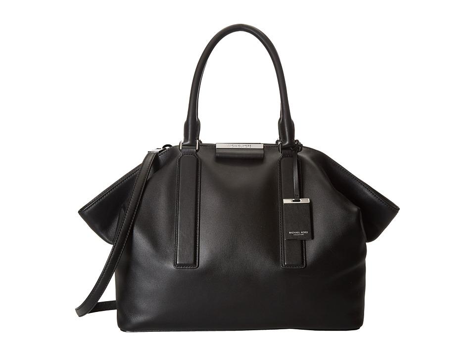 Michael Kors Lexi Large East/West Satchel Black Satchel Handbags
