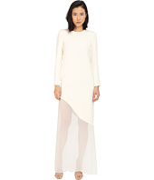 Prabal Gurung - Sheer Asymmetrical Dress