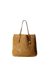 Michael Kors - Santorini Large North/South Tote Straw