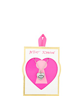 Betsey Johnson - Valentines CZ Eye Heart Pendant Necklace