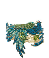 Betsey Johnson - Critters Pave Bird Hinge Bracelet