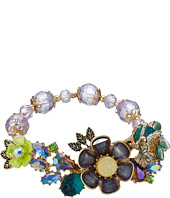Betsey Johnson - Spring Ahead Stretch Flower Bracelet