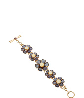 Betsey Johnson - Spring Ahead Flower Flex Bracelet