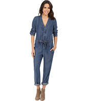 Free People - Lou Denim One-Piece in Imperial
