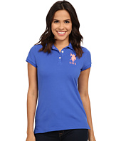 U.S. POLO ASSN. - USPA Solid Polo