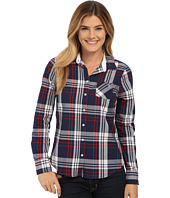 U.S. POLO ASSN. - Plaid Long Sleeve Poplin Shirt