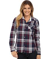 U.S. POLO ASSN. - Plaid Long Sleeve Poplin Shirt
