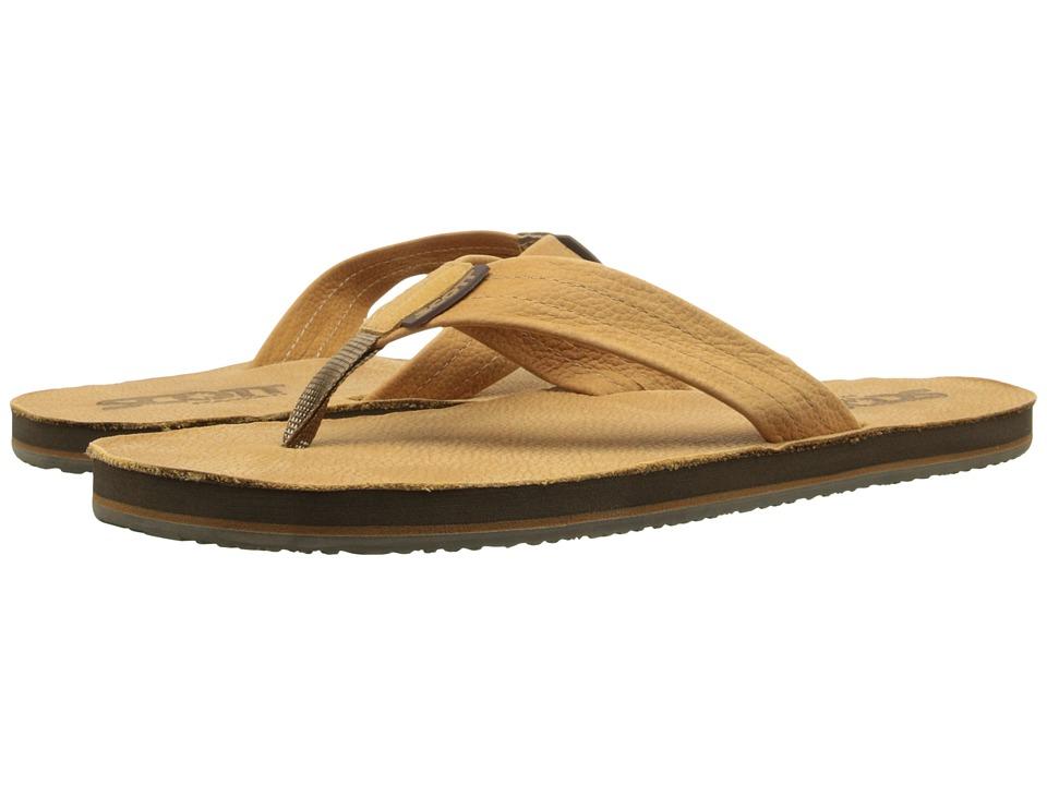 Scott Hawaii - Kakina (Tan) Men's Sandals