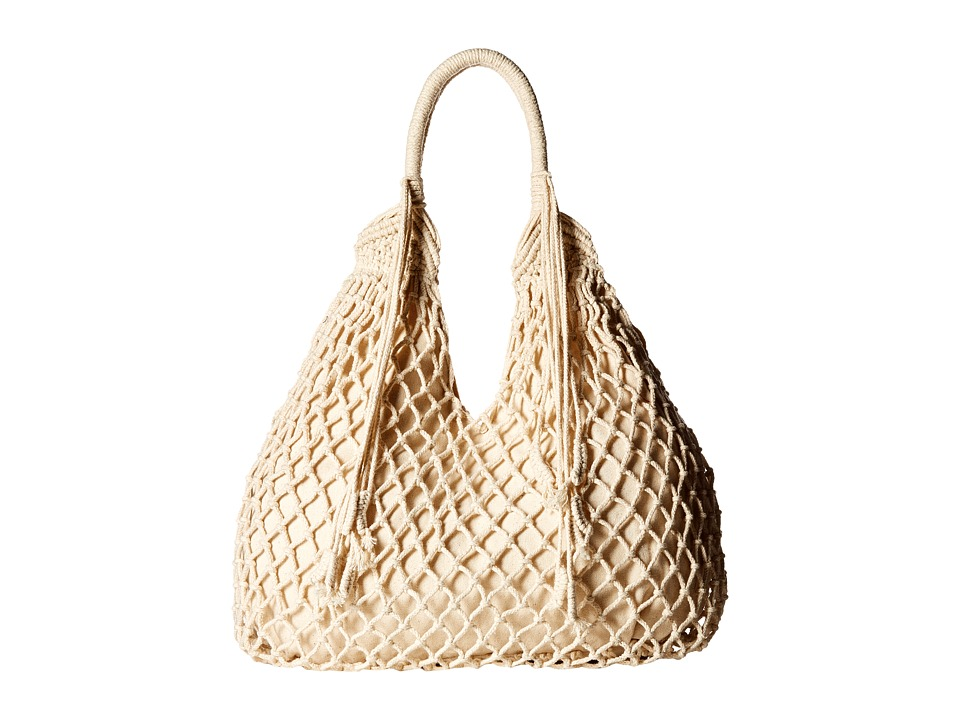 Scully - Spring Is In The Air Bag (Natural) Tote Handbags