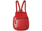 Scully Hidesign Emma Backpack (Red)