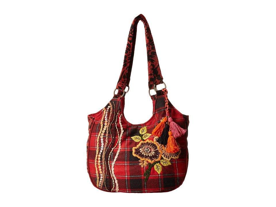 Scully Cadence Handbag Auburn Handbags