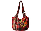 Scully Cadence Handbag (Auburn)