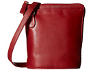 Scully Hidesign My Favorite Travel Bag (Red)