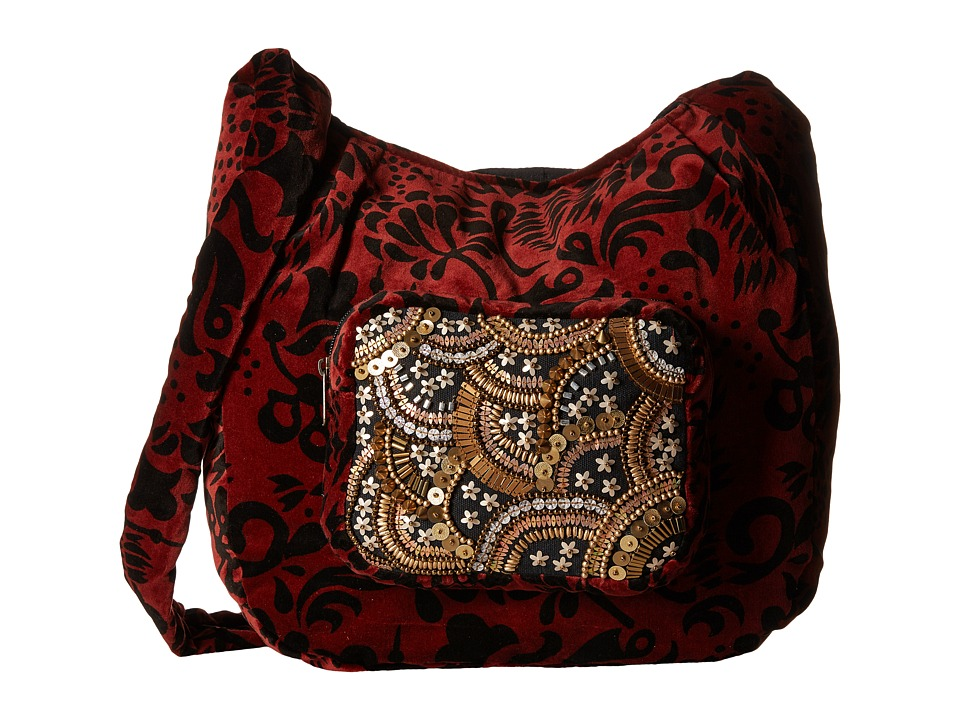 Scully Ambimbola Handbag Auburn Handbags
