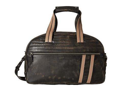 Scully Track Duffel Bag - Black