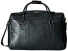 Scully Hidesign Luxury Getaway Oversized Duffel Bag (Black)