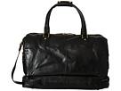 Scully Hidesign Eiron Large Duffel Bag (Black)